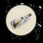 Digitale Flessenpost Aangespoeld Terschelling